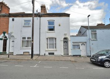 Thumbnail 2 bedroom end terrace house for sale in Pytchley Street, Abington, Northampton