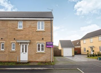 Thumbnail 3 bed semi-detached house for sale in Pendinas Avenue, Newport