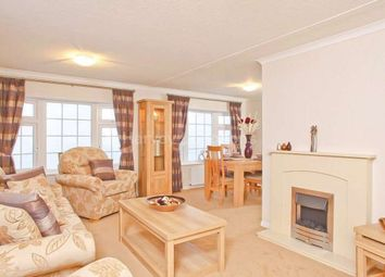 Thumbnail 2 bed mobile/park home for sale in Nethertown, Egremont