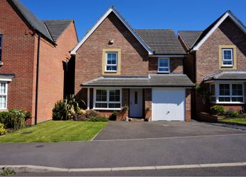Thumbnail 4 bed detached house for sale in Sanderling Way, Mansfield
