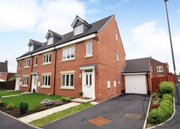 4 bed town house for sale in Wakenshaw Drive, Cobblers Hall, Newton Aycliffe DL5