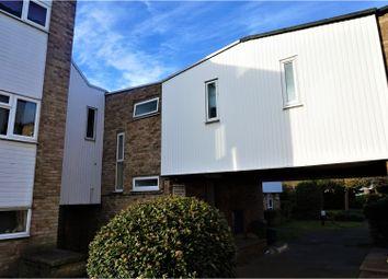 Thumbnail 4 bedroom end terrace house for sale in Kempton Walk, Croydon