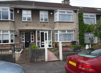 Thumbnail 3 bedroom terraced house to rent in Woodside Road, St Annes Park