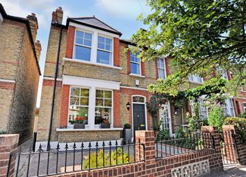 Thumbnail 4 bed terraced house to rent in Manor Lane, London