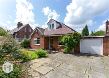 Thumbnail 3 bed detached house for sale in Crag Avenue, Bury, Greater Manchester
