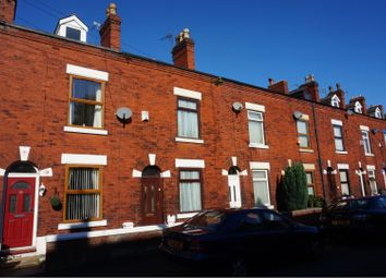 Thumbnail 4 bed terraced house for sale in Hawke Street, Stalybridge