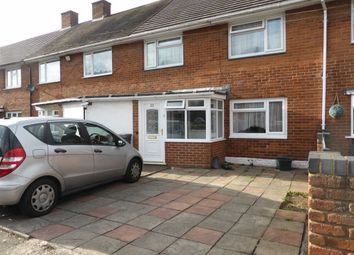 Thumbnail 4 bedroom terraced house for sale in Dunton Road, Kingshurst, Birmingham