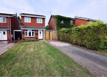 Thumbnail 2 bed detached house for sale in Sheringham Drive, Crewe