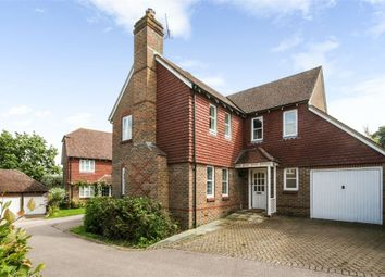 Thumbnail 4 bed detached house for sale in Rosemary Gardens, Burwash, Etchingham, East Sussex