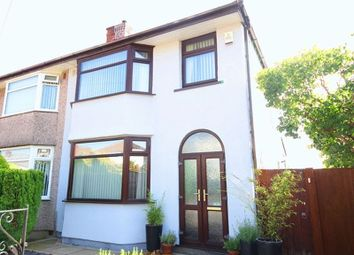 Thumbnail 3 bed semi-detached house for sale in Okehampton Road, Childwall, Liverpool