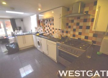 Thumbnail 7 bed terraced house to rent in Carnarvon Road, Reading
