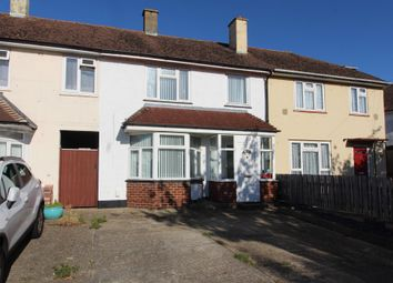 Thumbnail 3 bed terraced house for sale in Allaway Avenue, Cosham, Portsmouth