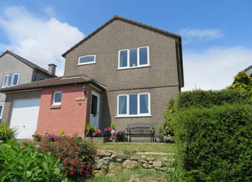 Thumbnail 4 bed detached house for sale in Chyvellas Close, Newlyn, Penzance