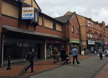Thumbnail Retail premises for sale in 22 Commercial Road, Bulwell, Nottingham