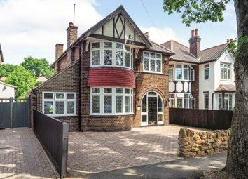 Thumbnail 4 bed detached house for sale in Harrow Road, Wollaton, Nottingham, Nottinghamshire