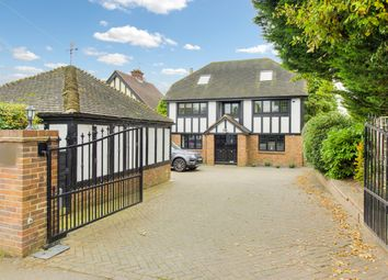 Thumbnail 6 bed detached house for sale in East Ridgeway, Cuffley, Potters Bar