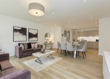 Thumbnail 1 bed flat for sale in Woodside Square, Muswell Hill, London