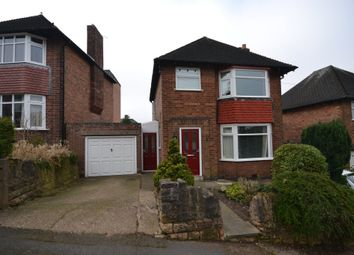 Thumbnail 3 bed detached house to rent in Tettenbury Road, Nottingham