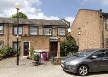 Thumbnail 4 bed end terrace house to rent in Rectory Square, Stepney, London