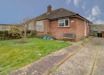 Thumbnail 2 bed semi-detached bungalow for sale in Sandymount Close, Bognor Regis