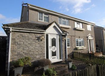 Thumbnail 4 bed semi-detached house for sale in Tresilian Close, Llantwit Major