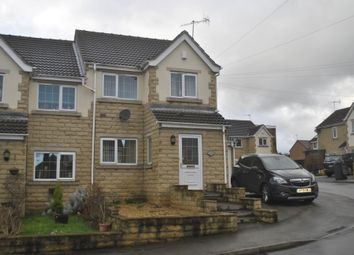 Thumbnail 3 bed semi-detached house for sale in Peakstone Mews, Rawmarsh, Rotherham, South Yorkshire