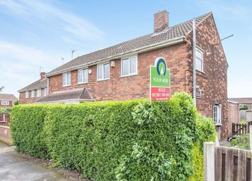 Thumbnail 3 bedroom semi-detached house to rent in Petersgate, Scawthorpe, Doncaster