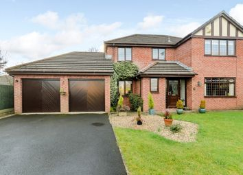 Thumbnail 4 bed detached house for sale in Somerset Park, Preston, Lancashire