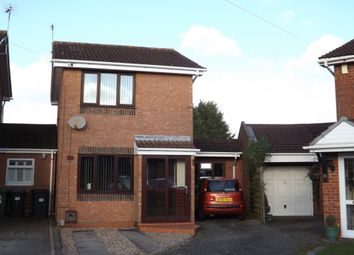 Thumbnail 3 bed detached house for sale in Holbein Close, Bedworth