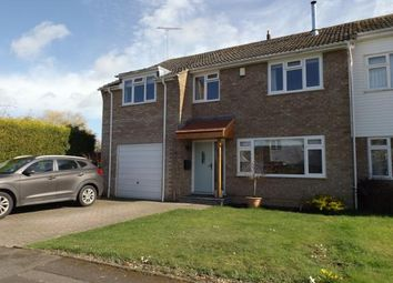 Thumbnail 4 bed semi-detached house for sale in Downton, Salisbury, Wiltshire