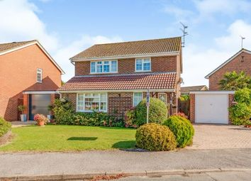 Thumbnail 4 bed detached house for sale in Hormare Crescent, Storrington, Pulborough, West Sussex