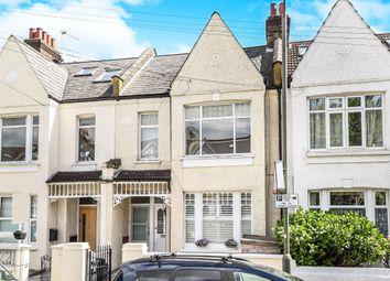 Thumbnail 3 bed maisonette for sale in Heythorp Street, London