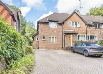 Thumbnail 3 bed end terrace house for sale in Scotland Lane, Haslemere