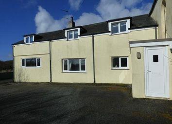 Thumbnail 4 bed semi-detached house for sale in Mynytho, Gwynedd