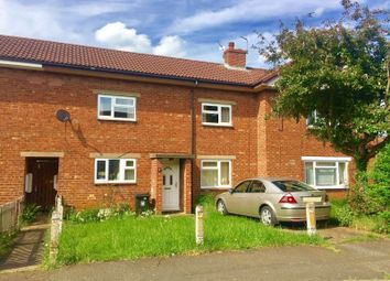 Thumbnail 3 bed terraced house for sale in Beechcroft Road, Grantham