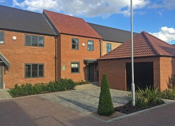 Thumbnail 3 bedroom town house for sale in Plot 24, Valley View, Retford