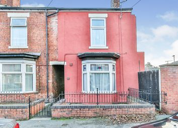 Thumbnail 4 bed end terrace house for sale in Glover Road, Sheffield