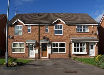 Thumbnail 2 bed terraced house to rent in Meadowgate Vale, Lofthouse, Wakefield