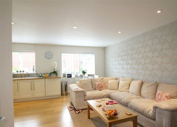 Thumbnail 2 bed flat for sale in Oak House, Holmfield Place, New Haw, Surrey