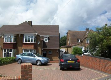 Thumbnail 3 bedroom semi-detached house to rent in Windmill Street, Gravesend