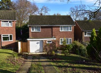 Thumbnail 4 bedroom detached house for sale in Fermor Way, Crowborough
