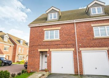 Thumbnail 3 bedroom end terrace house for sale in Old School Walk, York, North Yorkshire, England
