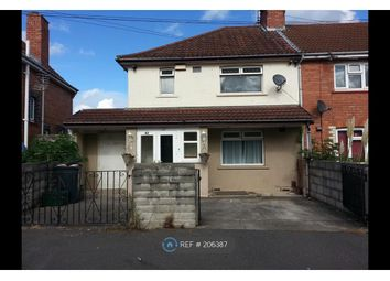 Thumbnail 4 bedroom terraced house to rent in Barnstaple Road, Bristol
