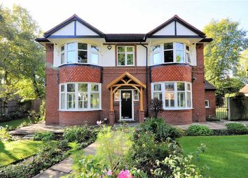 Thumbnail 4 bed detached house for sale in Priestnall Road, Heaton Mersey, Stockport, Cheshire