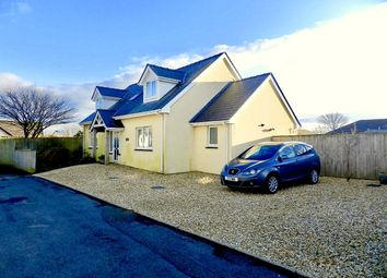 Thumbnail 3 bed detached bungalow for sale in Dan-Y-Coed, Cardigan Road, Haverfordwest, Pembrokeshire