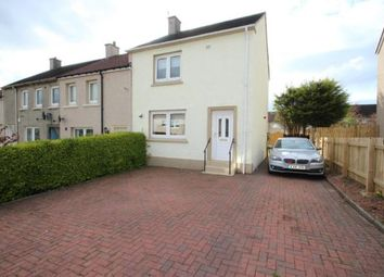 Thumbnail 2 bed end terrace house for sale in Drumpellier Road, Baillieston, Glasgow, Lanarkshire