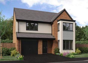 "Thumbnail 4 bed detached house for sale in ""The Chadwick"" at Bristlecone, Sunderland"