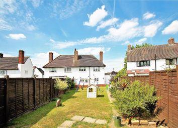 2 bed semi-detached house for sale in Brome Road, Progress Estate, Eltham SE9