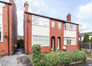 Thumbnail 2 bed semi-detached house for sale in Hampstead Lane, Stockport