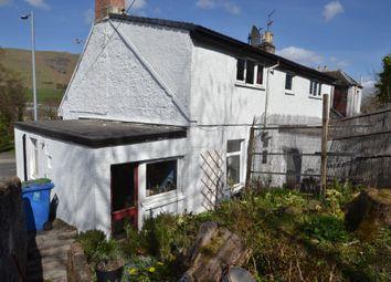 Thumbnail 2 bed flat to rent in Alexandra Street, Devonside, Tillicoultry